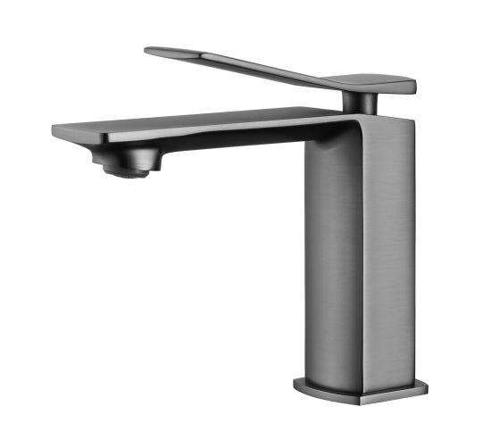 Bathroom Sanitary Wares Watermark Brass Chrome Color Basin Faucet Mixer (810015C)