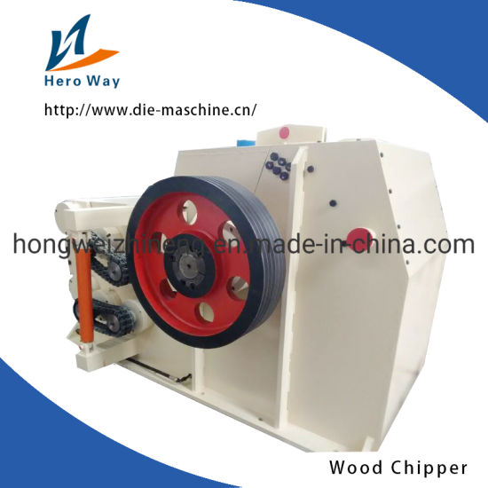 Wood Drum Chipper for Wood Cutting