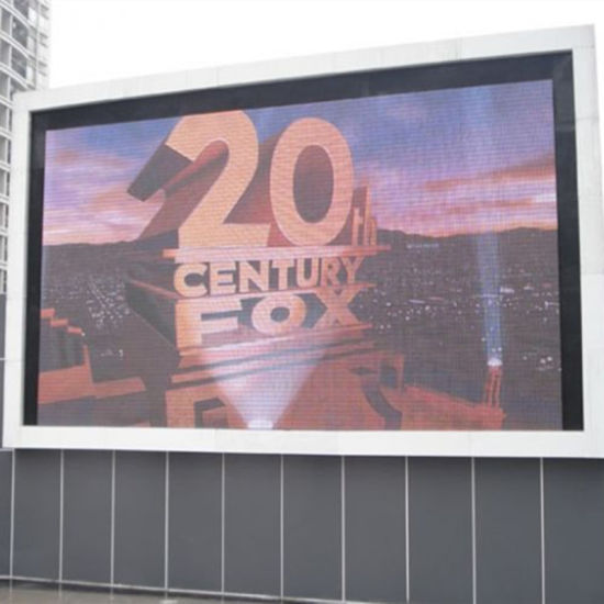China Manufacture Waterproof Outdoor P10 LED Screen Display