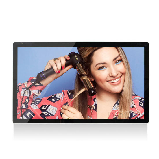 21.5 Inch Advertising Digital Signage Monitor LCD Screen with WiFi Smart TV
