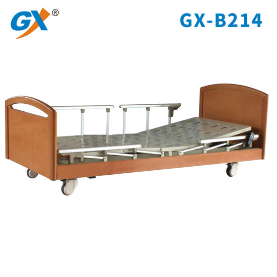 Electric Three-Function Medical Bed for Patient Care