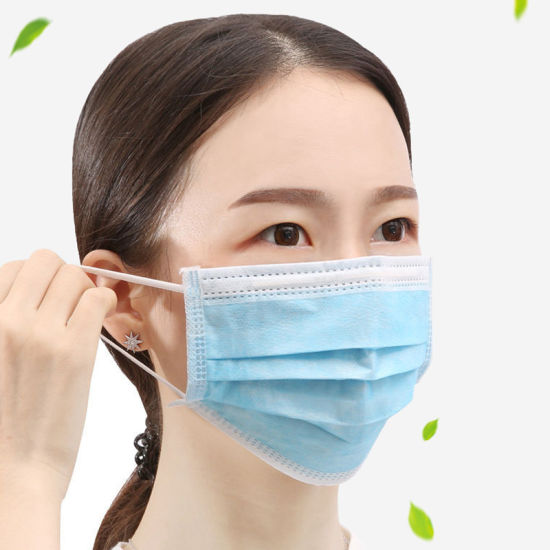 Particulate Respirator Competitive Price Disposable Face Mask Surgical Mask