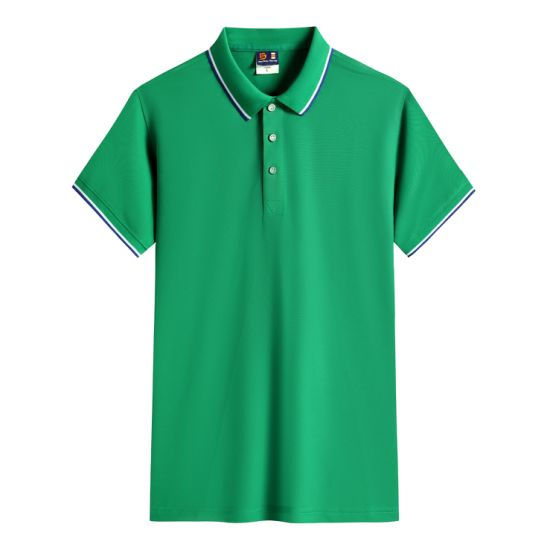 Casual Custom Cotton Polo T Shirt