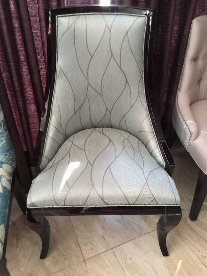 Chair/Foshan Hotel Furniture/Restaurant Chair/Foshan Hotel Chair/Solid Wood Frame Chair/Dining Chair (NCHC-008)