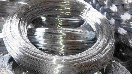 Hot Dipped Galvanized Wire for Binding in Construction pictures & photos