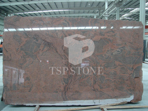 Red Multicolor Granite Countertops with Quality pictures & photos