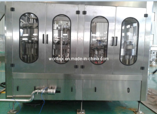 3 in 1 Automatic Water Filling Machine and Production Line