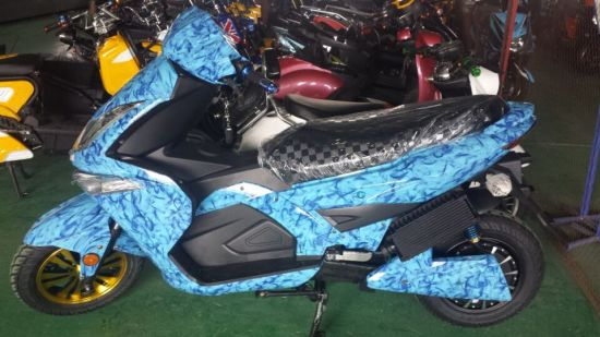 Electric Racing Motorbike 3000W (HD3000W-14) pictures & photos