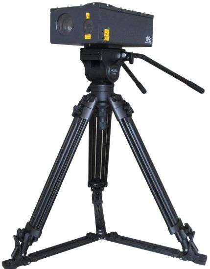 300m Police Use Night Vision Portable Covert Laser Camera