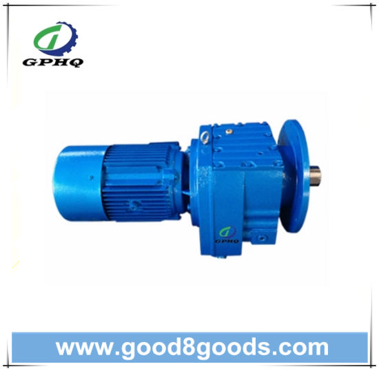 Shaft Helical Geared Motor Speed Reducer pictures & photos