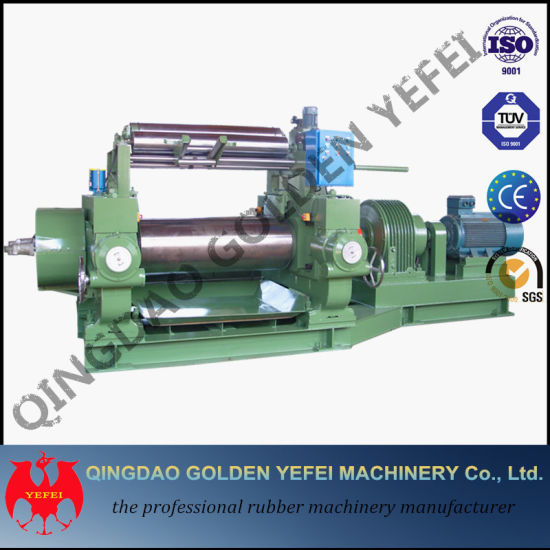Top Quality Reasonable Price Rubber Mixing Mill Qdxk-230 pictures & photos