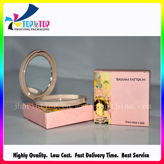 China Free Design Paper Box for Cosmetic Powder Kits - China Paper