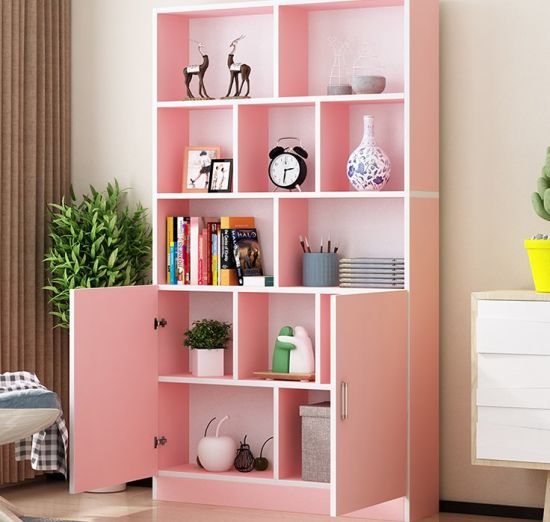 Children Room Furniture Modern Simple Book Cabinet Storage Cabinet