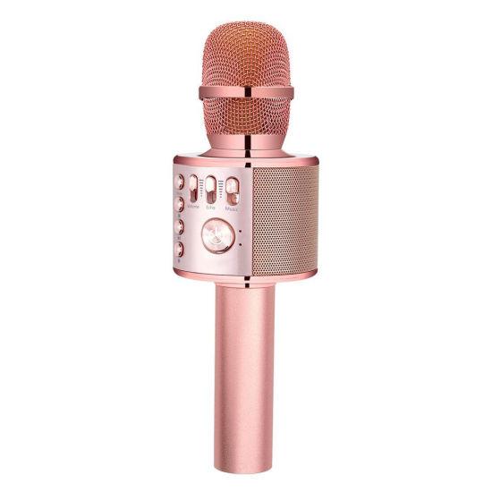 Handheld Karaoke Microphone for Singing Recording