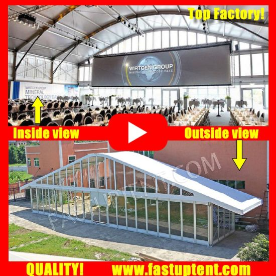 Wedding Party Event Arcum Dome Marquee Tent for 100 200 300 500 600 800 1000 1500 2000 People Seater Guest