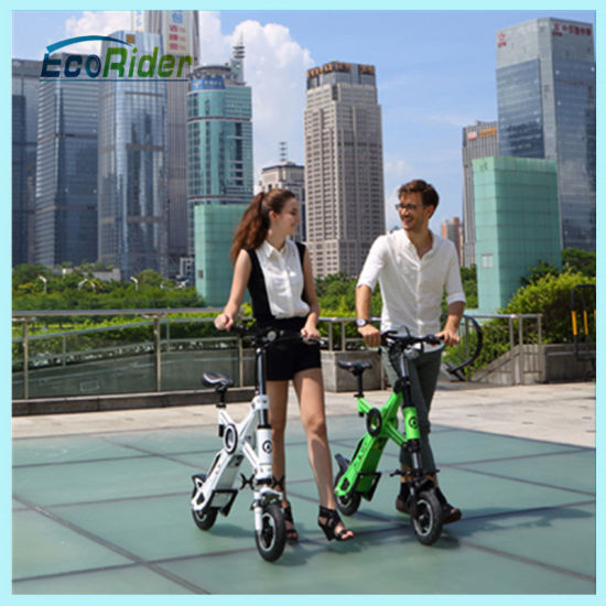 Mini Electric Skateboard Two Wheel Foldable 20km/H pictures & photos