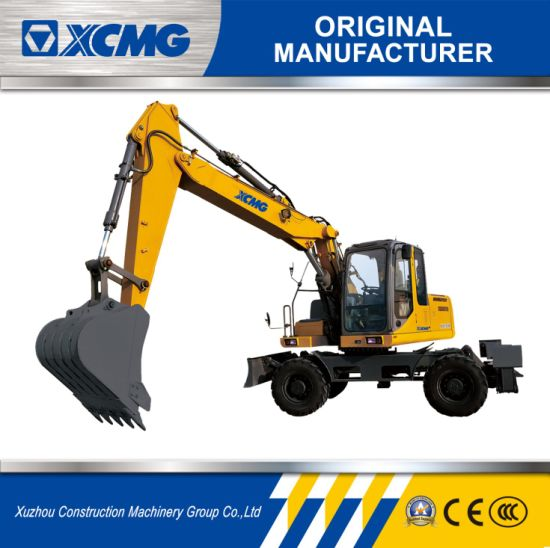 Heavy Equipment Xe150W 15ton Wheel Excavator