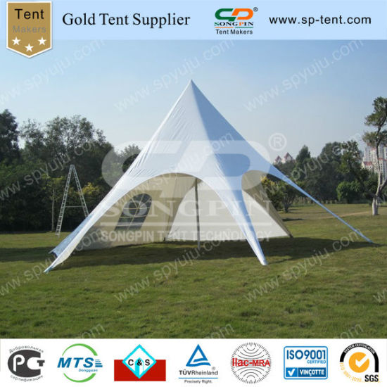 Star Shade Canopy Tents Diameter 16m & China Star Shade Canopy Tents Diameter 16m - China Star Tent Star ...
