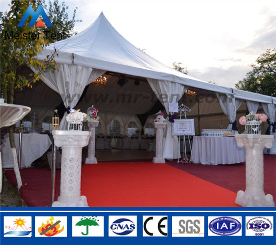 Clear Span Canopy Marquee Party Tent for Tourist Camping and Family pictures & photos