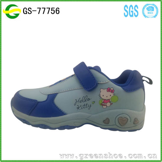 Fashion Kids Sneakers Sport Running 2017 Children Shoes pictures & photos