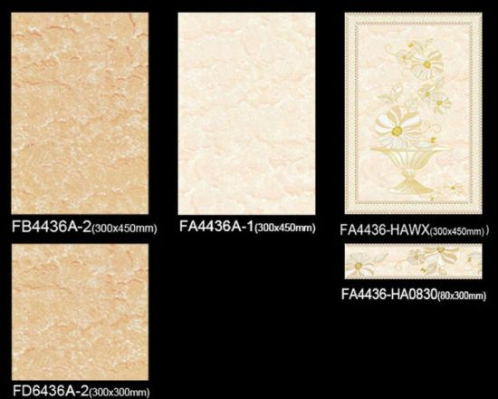 China Good Quality Easy Clean Rak Bathroom Wall Tiles Like Gallery