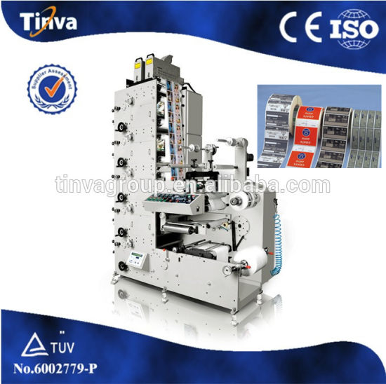 Rfry Automatic Flexography Printing Machine