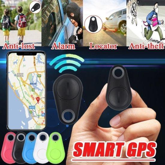 Anti-Lost Alarm Smart Tracking Tag Wireless Bluetooth Key Finder
