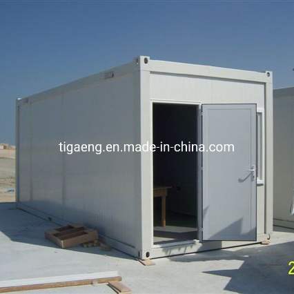 Prefabricated Construction Good Quality Movable Modular Living Container Office