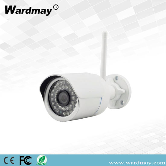 Wardmay 2020 Hot-Sale CMOS Low Lux 5MP HD Bullet Wireless WiFi IP Camera