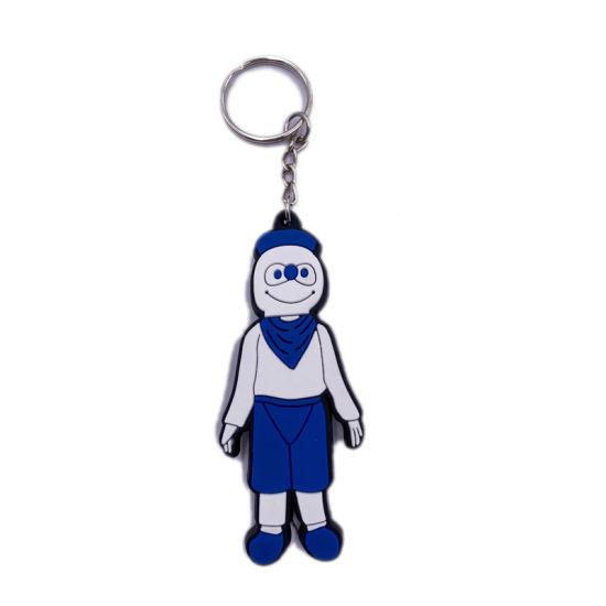 Hot Sales Custom Bear PVC Keychain for Souvenir