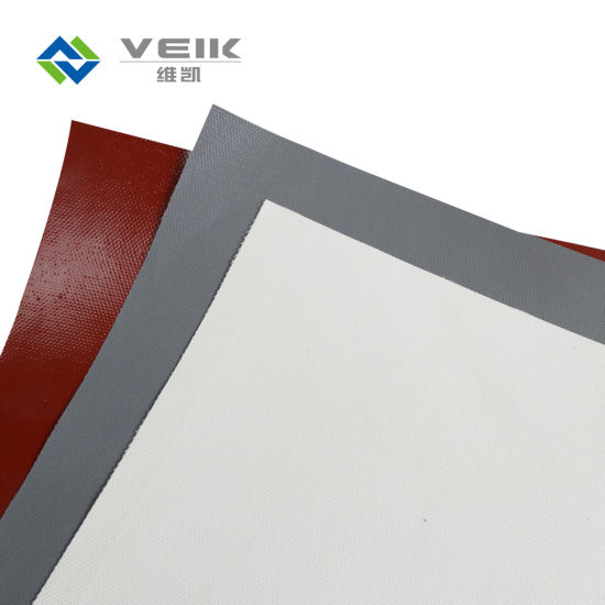 Silicone Coated Glass Fiber Fabric pictures & photos