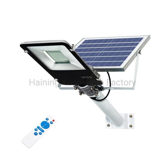 Outdoor Aluminum IP66 Waterproof 50W 100W 200W 300W 500W Solar LED Street Light
