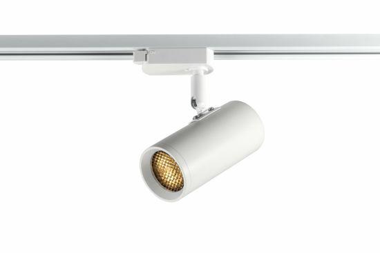 Hot Sale LED Spotlight GU10/MR16 Socket LED Track Light Aluminum Housing