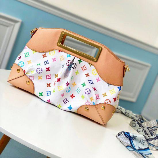Fashion Ladys Bags High Quality Classic Monogram Replica Handbag Design and Color Designer Leather Handbag Bag Women's Handbags