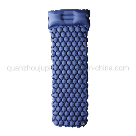 OEM Nylon Outdoor Camping Inflatable Air Mattress