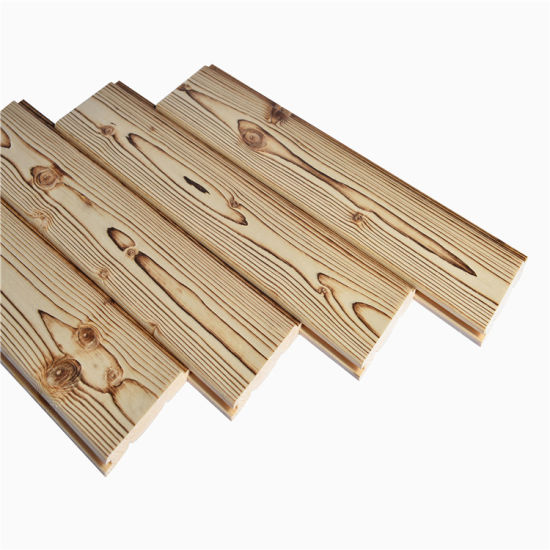 China Outdoor Wooden Fence Panels