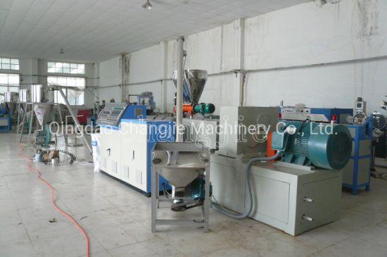 Plastic Recycling Pellet Making Granulator Machine