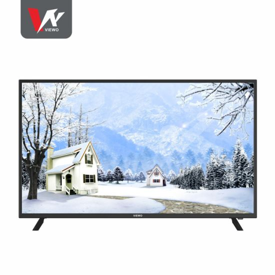 """Big Size 55""""65"""" LED TV UHD 4K with Digital System Smart Include Eshare Function"""