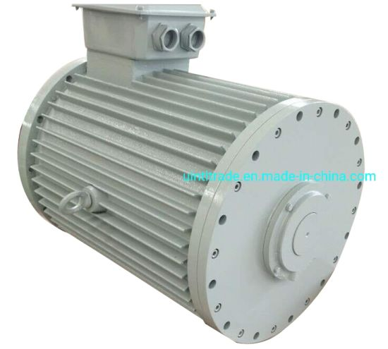 15kw Low Rpm High Efficiency Permanent Magnet Generator for Hydro Power