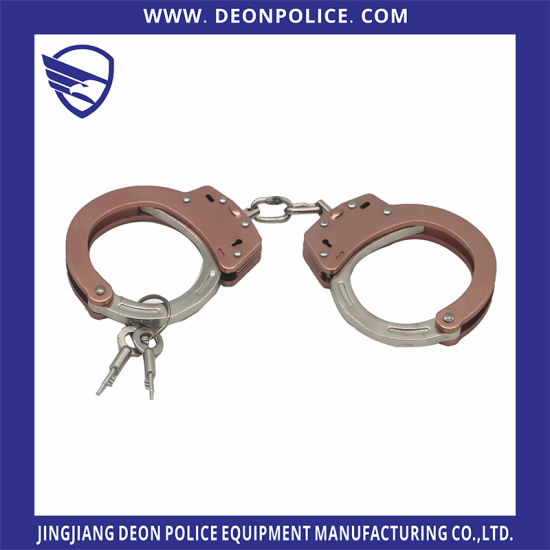 Chain Handcuffs Smith & Wesson Type Fine Restraints pictures & photos