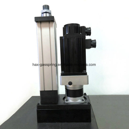 China Servo Motor Electric Push Pull Linear Actuator with Ball Screw