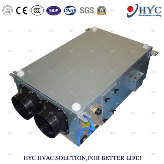 Hyc Fresh Air Unit/Heat Energy Recovery Ventilation System for Laboratory