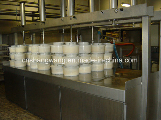 Complete Soft Cheese Production Line/Cheese Vat pictures & photos