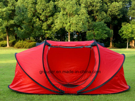 Boat Bottom Pop up Camping Tent pictures & photos