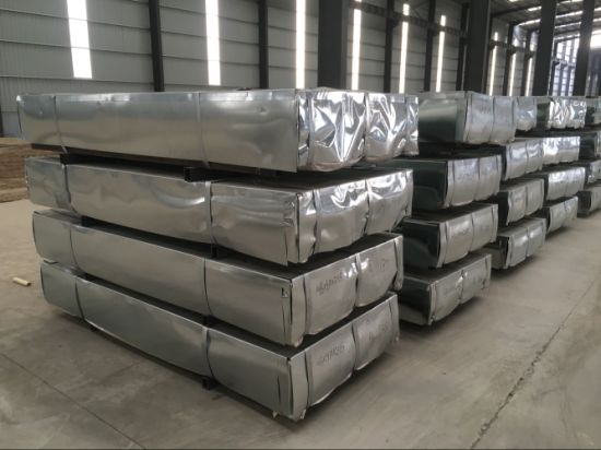 Galvanized Roof Sheet Zinc Roof Sheet Price/Galvanized Iron Sheets Price pictures & photos