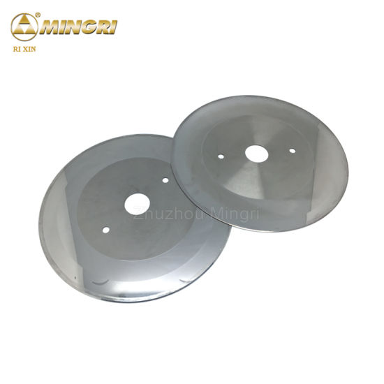 Yg13X Cemented Tungsten Carbide Razor Blades for Corrugated Packing Industry