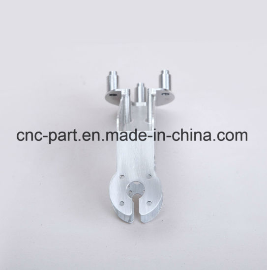 Gold Plating Iron CNC Machined Parts for Jig/Fixture Parts pictures & photos