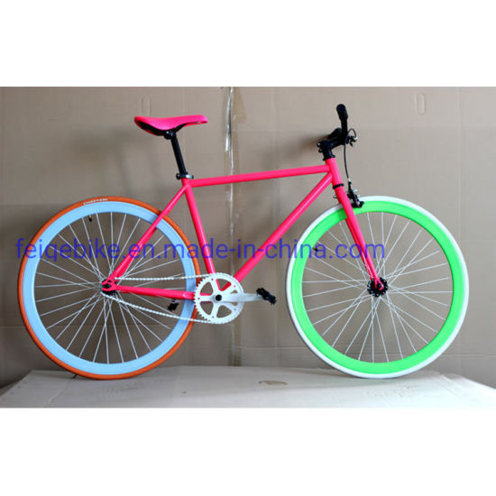 Flip-Flop 700c*23c Fixed Gear Bike Track Bike (FP-FGB004) pictures & photos