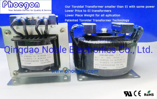 Small Power Ring Core Toroidal Power Transformer for Solar Inverter pictures & photos