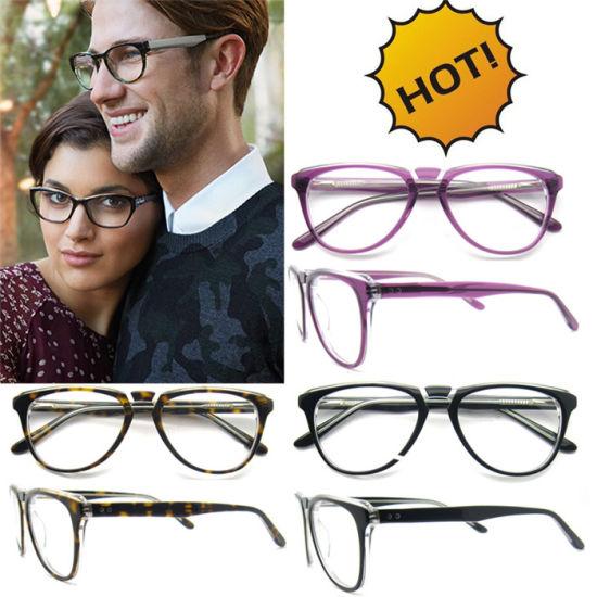 3c1fe4c891 China Acetate Eyewear Naked Optical Glasses Eyeglasses Frames with Ce and  FDA pictures   photos